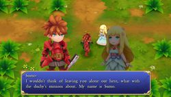 Adventures of Mana - 1