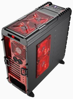 Aerocool Strike-X GT Devil Red 2