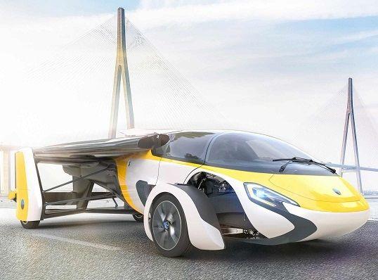 aeromobil la voiture volante devient r alit ou presque. Black Bedroom Furniture Sets. Home Design Ideas