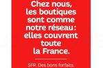 Affiche SFR Free Mobile