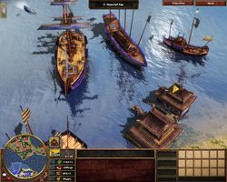 Age Of Empires 3 The Asian Dynasties    Image 7