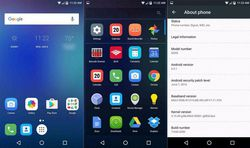Alcatel Idol 3 Android M