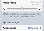 Alerte flash iPhone 3