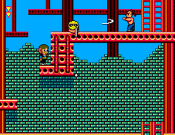Alex Kidd in Shinobi World - 1
