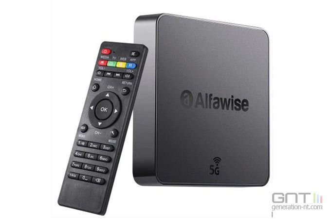 Alfawise A8 Pro 5G 1