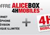 Alice : une offre AliceBox 4H Mobiles