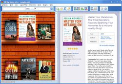 All my books screen 2