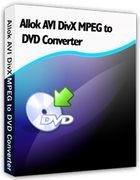 Allok AVI DivX MPEG to DVD Converter : un outil de conversion vidéo performant