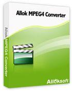 Allok MPEG4 Converter : un outil de conversion dans le format MPEG4