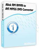 Allok RM RMVB to AVI MPEG DVD Converter : un convertisseur de vidéos Real Media