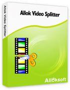 Allok Video Splitter : découper et diviser vos vidéos facilement