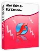 Allok Video to FLV Converter : convertir des vidéos dans le célèbre format FLV