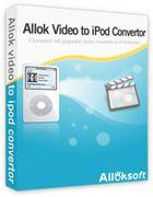 Allok Video to iPod Converter : un convertisseur de vidéos pour iPod