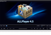 ALLPlayer : le lecteur multimédia pour Windows évolue en 4.5