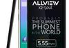 Allview X2 Soul : le smartphone le plus fin d'Europe avec ses 5,55 millimètres d'épaisseur