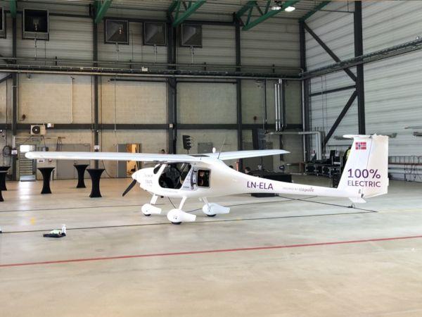 Alpha-Electro-Avinor