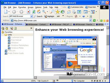 Am browser