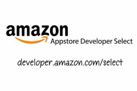 Amazon Appstore Developer Select logo