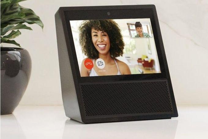 Amazon Echo Show vignette