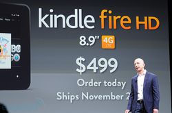 Amazon Kindle Fire HD LTE