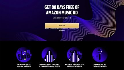 Amazon Music HD 1.