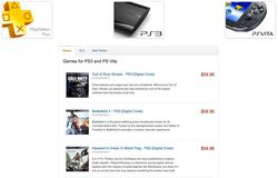 Amazon PlayStation Network Store - 1
