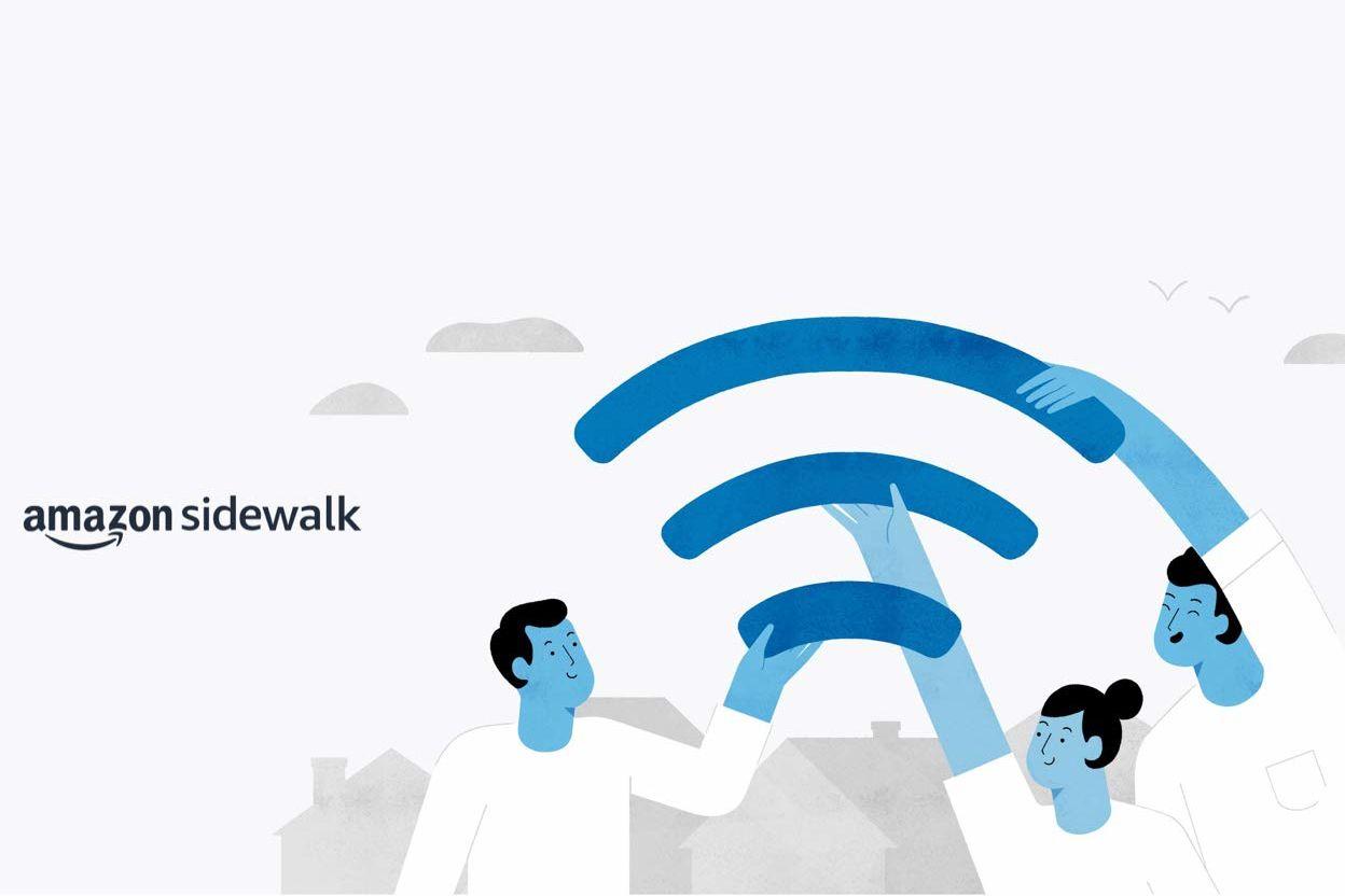 Amazon annonce le déploiement de son réseau IoT Sidewalk d'ici la fin de cette année. Amazon Sidewalk tirera parti de la connectivit&e