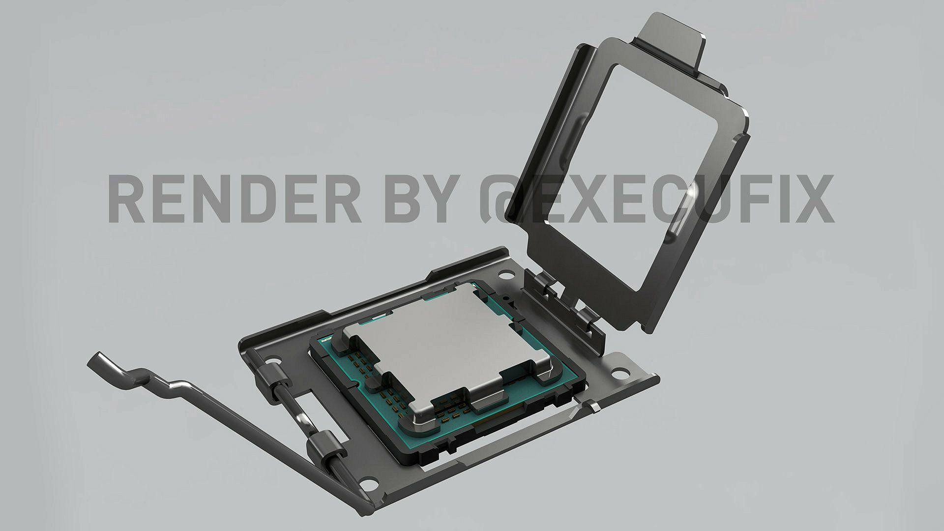 AMD AM5 socket