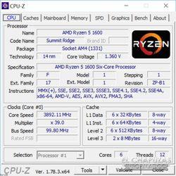 AMD R5 1600 (1)