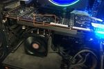 AMD Radeon RX 6000 test board