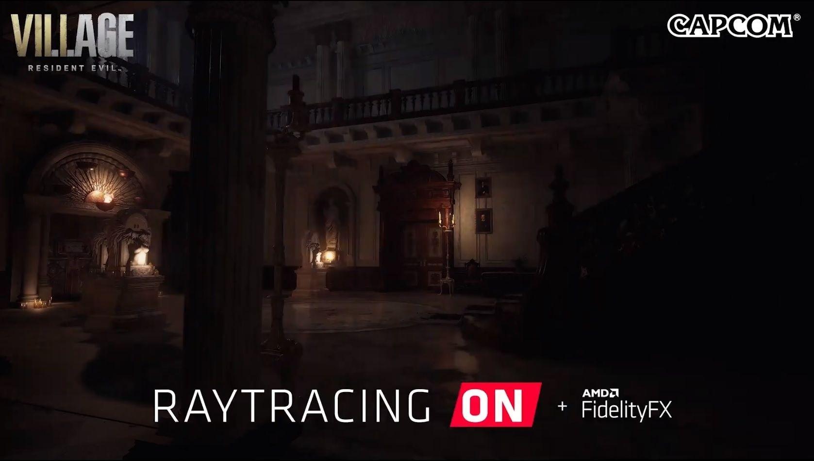 AMD Radeon RX 6700 XT raytracing