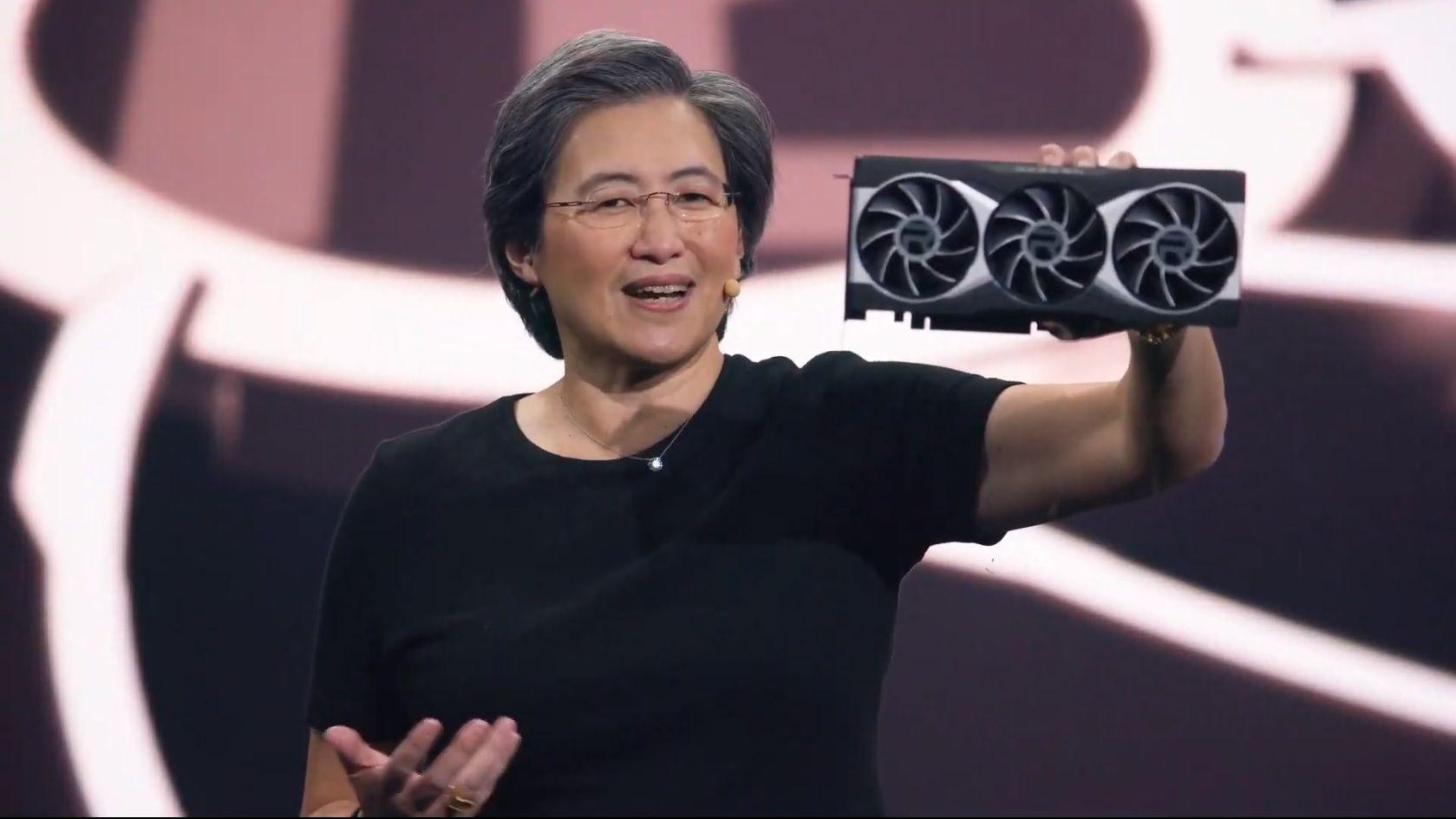 Benchmarks : les cartes graphiques AMD Big Navi RX 6000 devant les RTX 3080 et 3090
