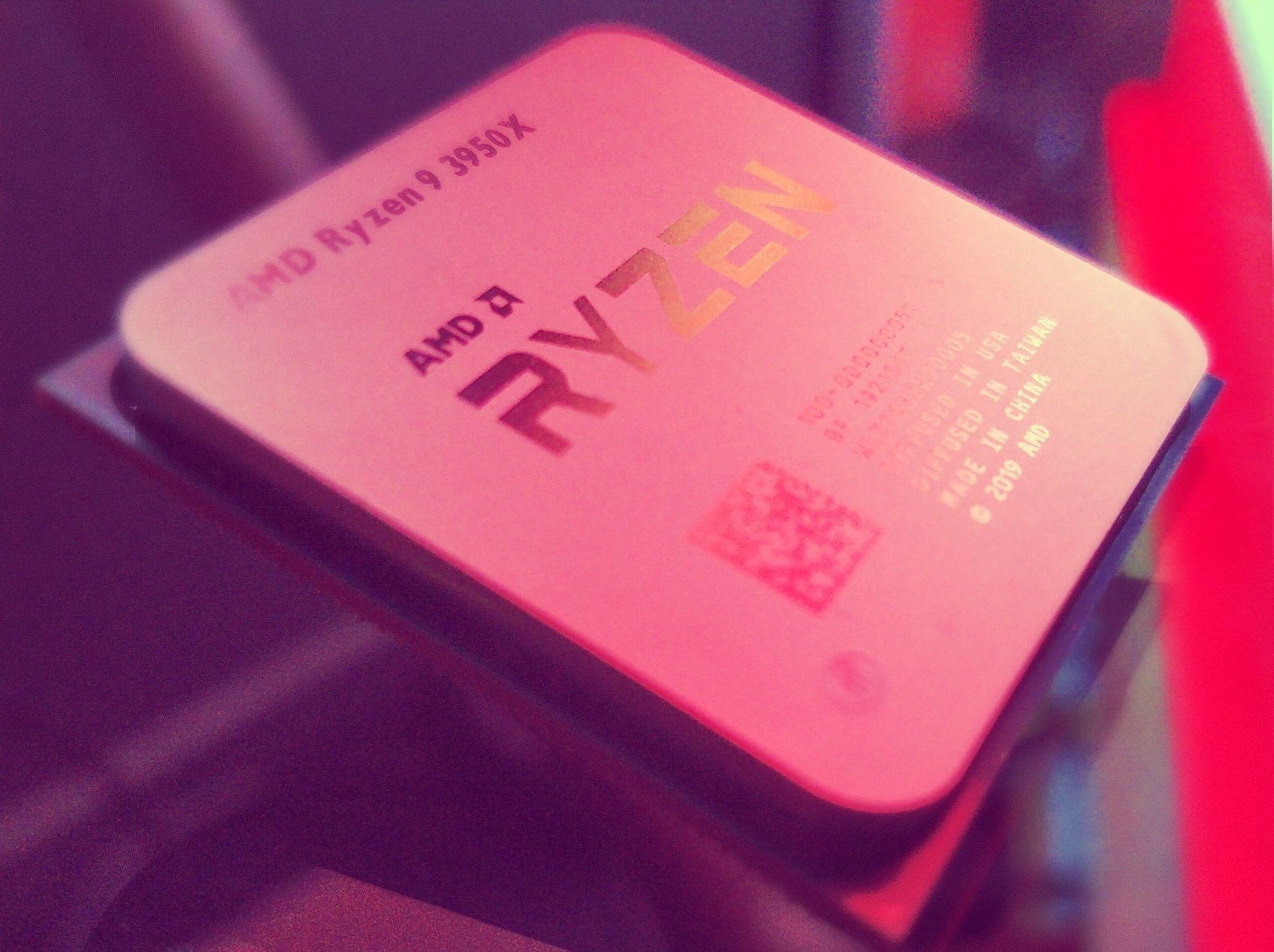 AMD atteint 30% de part de marché sur les CPU...pour la première fois depuis 2007