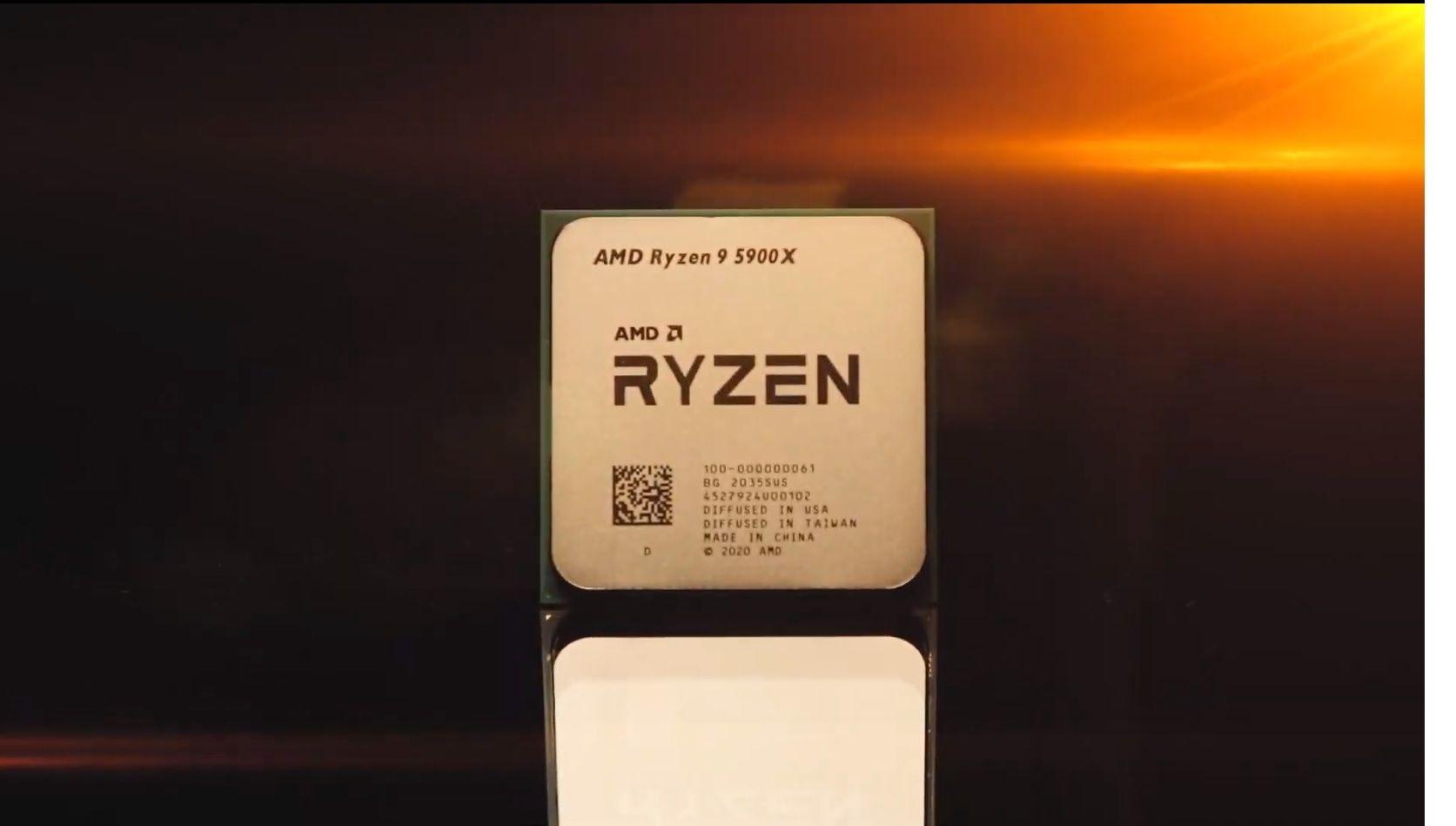 AMD Ryzen 5000 sous Zen 3 : le gaming à l'honneur jusqu'à 16 coeurs !