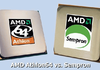 Comparatif Athlon 64 3200+ - Sempron 3100+
