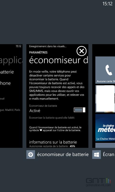 Améliorer autonomie Windows Phone (4)