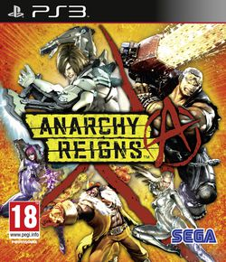 Anarchy Reigns (10)