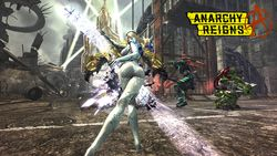 Anarchy Reigns - 1