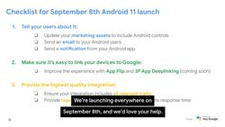 Android 11 date lancement