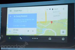 Android Auto navigation