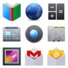 Android Style Icons R2 : personnaliser son PC avec les icônes d'Android