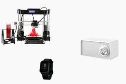 Bon plan: imprimante 3D Anet A8, montre connectée Huami Amazfit Bip et enceinte relaxante