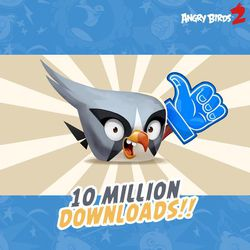 Angry birds 2 10M