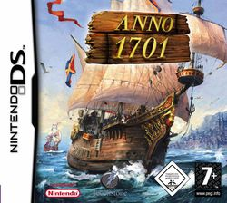 Anno 1701 ds packshot