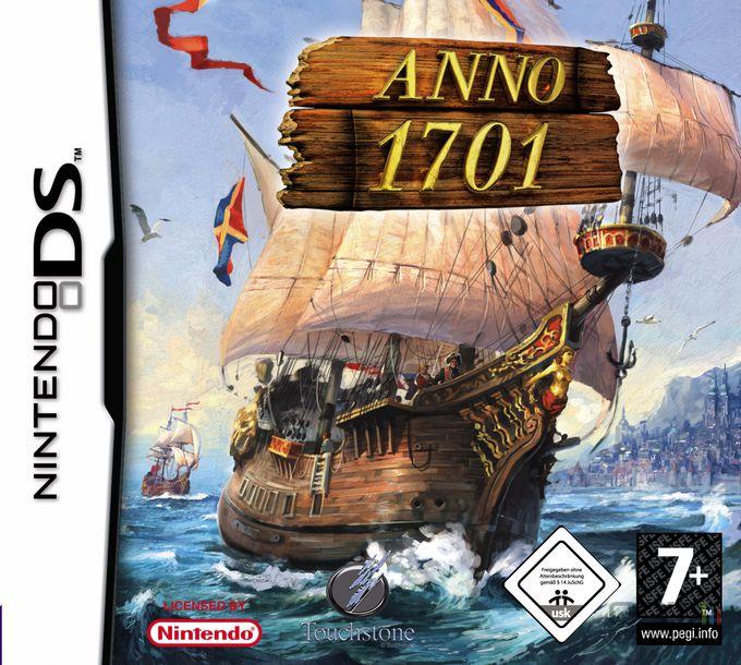 Anno 1701 Packshot DS