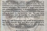 Anonymous-opSony