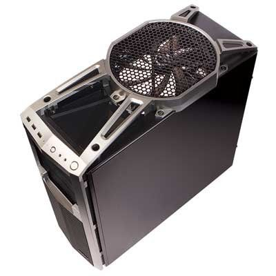 Antec Six Hundred V2 dessus