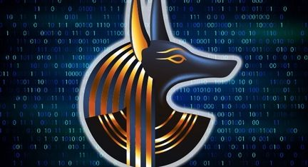 Anubis malware.