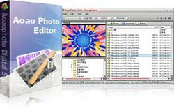 Aoao Photo Editor screen1.