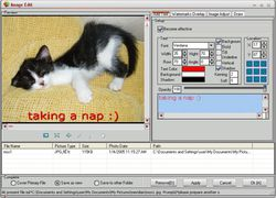 Aoao Photo Editor screen2.